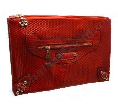 Женский клатч 661 Red