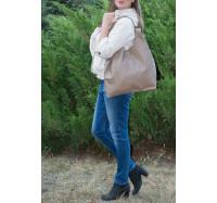 Женская модная сумка 9068 cream