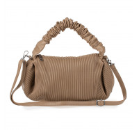 Оригинальная женская сумка через плечо Goodyfun GF-8635 бежевая