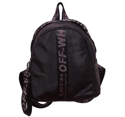 Миниатюрный рюкзак 5400 black