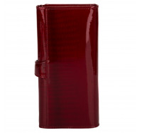 Кошелек женский кожаный Kafa с RFID защитой (AE031-1 red)