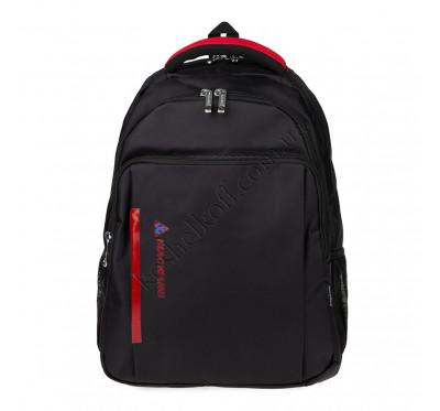 Рюкзак для города и путешествий Daifan BW-1315 черный