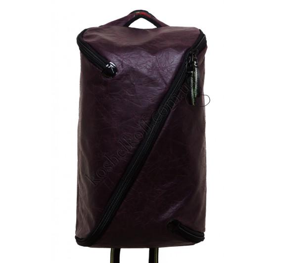 Стильный городской рюкзак 5252 purple