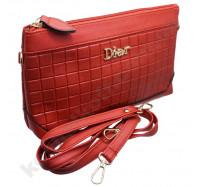 Клатч женский 1429 Diar Red
