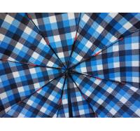 "Зонт автомат ""Клетка"" 3831 (4 цвета)"