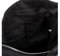 Женский городской рюкзак-сумка из искусственной кожи Goodyfun GF-8202 черный