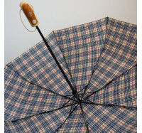 Стильный мужской  зонт автомат 3680/4
