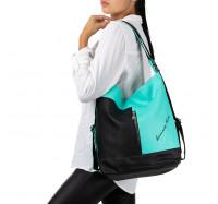Женская сумка-рюкзак через плечо Sorella 9801 мята