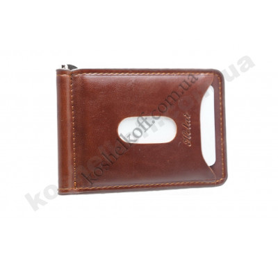 Зажим для денег Pilusi 102 Brown