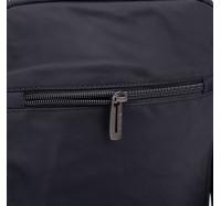 Сумка мужская через плечо из водоотталкивающей ткани Nobol 5126 черный