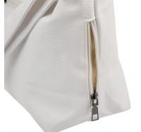 Женская сумка через плечо Bagira 705 белая