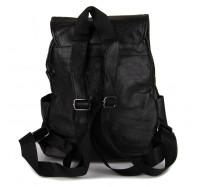 Модный женский рюкзак Seven 2206-4 черный