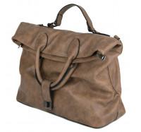 Стильная женская сумка 8897 chocolate