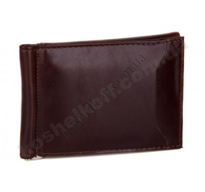 Зажим для денег Pilusi 104 Brown