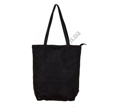 Вертикальная женская сумка 633 black