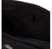 Сумка через плечо из водоотталкивающей ткани Nobol 6008-1 черный
