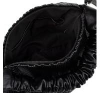 Оригинальная женская сумка через плечо Goodyfun GF-8635 черная