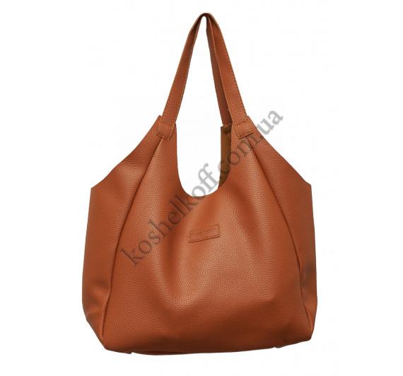 """Практичная женская сумка """"4 в 1"""" P157   (коричневая)"""