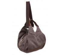 Оригинальная женская сумка с кожаными ручками 71609/2