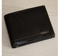 Кожаное портмоне с зажимом на магнитах Kafa 555-12m