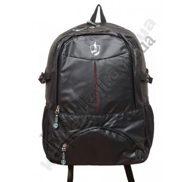 Стильный городской рюкзак 1014 black