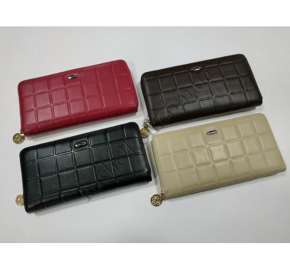 Стильный кошелек-клатч А113-3124 ассорти