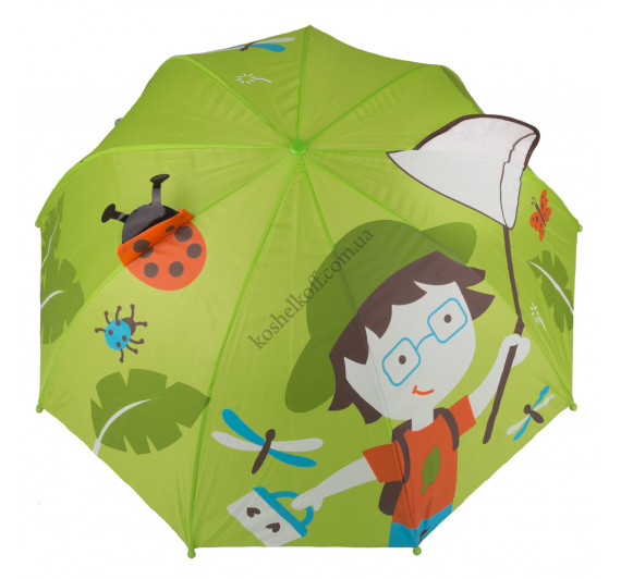 Детский зонт  3D D-55  Мальчик
