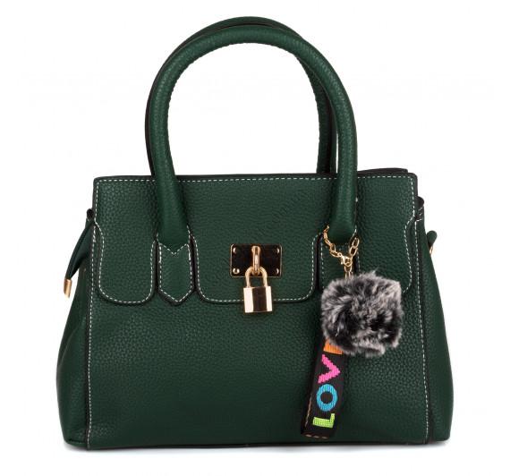Модная   женская сумка 905 Amy зеленая