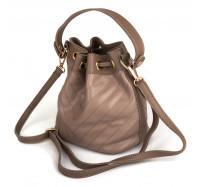 Стильная  женская сумка    6656  khaki