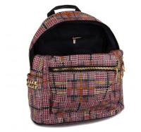 Маленький женский рюкзак  Seven 8150  красный
