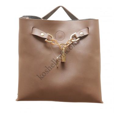 Женская сумочка 5501 brown