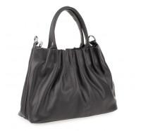 Женская сумка через плечо Goodyfun GF-8598 серая