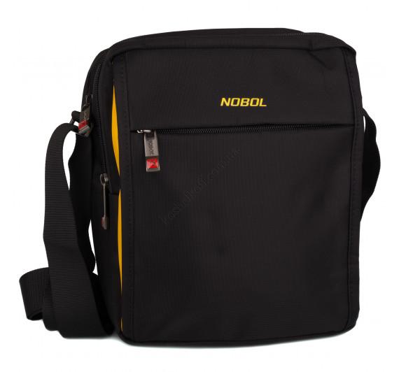 Фирменная мужская сумка через плечо Nobol 103