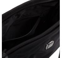 Сумка через плечо из водоотталкивающей ткани Nobol 6005-1 черный