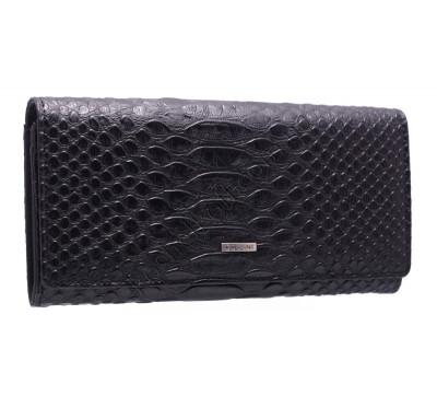 Стильный женский кошелек 505902 black