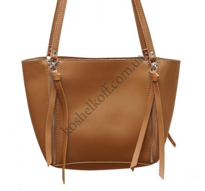 Модная женская сумка 8890 khaki
