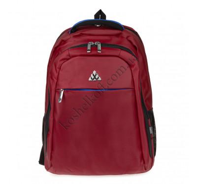 Рюкзак для города и путешествий Daifan BW-1313 красный