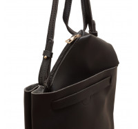 Женская сумочка 5501 black