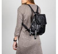 Рюкзак женский черный Spike 7048