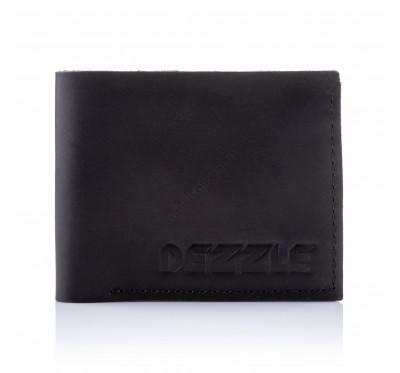 Кошелек кожаный Dezzle 2604 черный