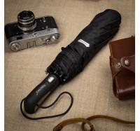 Зонт мужской складной полный автомат Parachase 3009 черный