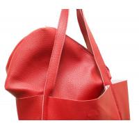 Оригинальная женская  сумка X-006 (красная)