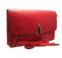 Женский клатч 2811 (красный)