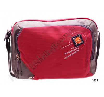 Мужская сумка 1809 Red