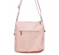 Женская сумочка через плечо 003 pink