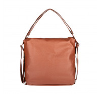 Женская сумка через плечо коричневая B-R-N 5604 (Турция)