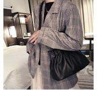 Женская сумка через плечо Goodyfun GF-8598 черная