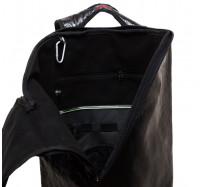 Стильный городской рюкзак 5252/1 black