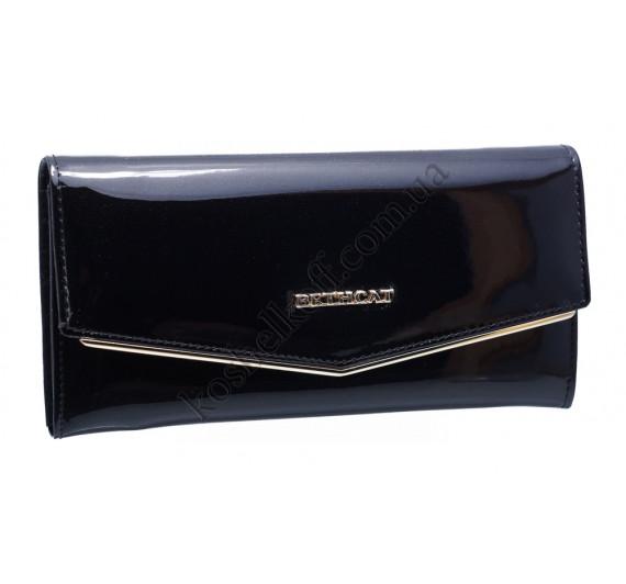 Классический кожаный кошелек BC35 black