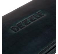 Кошелек из натуральной кожи Dezzle зеленый,  ( 2602 green)